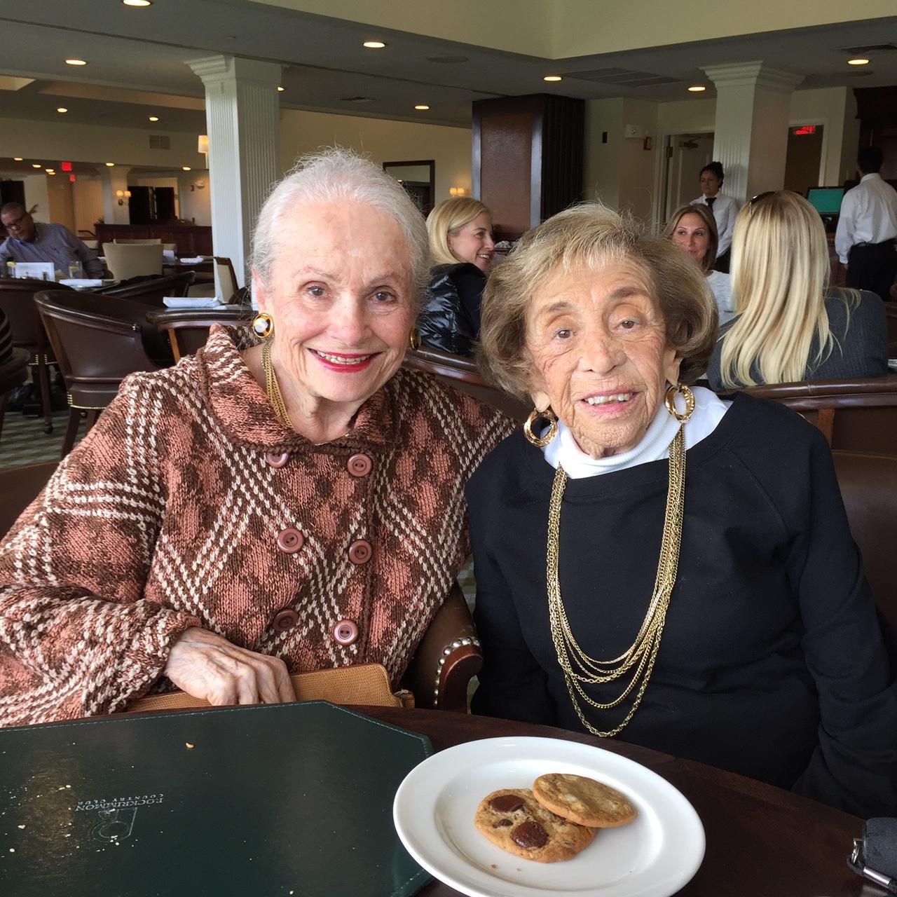 Betty & Eunice
