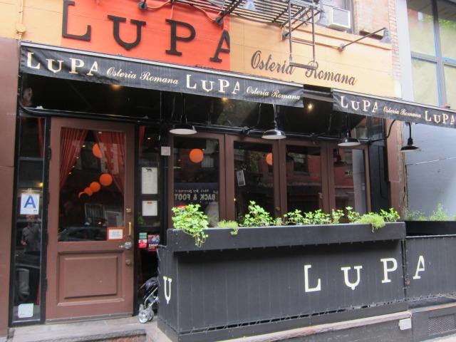 Long Live Lupa…