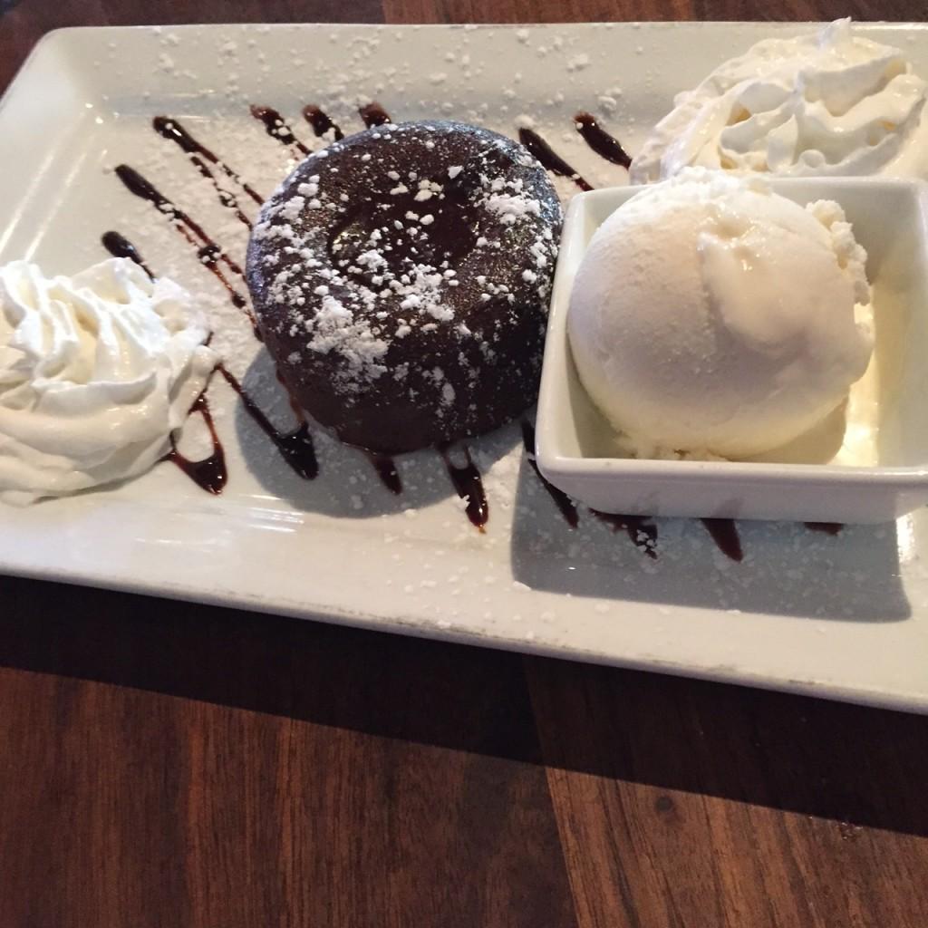 Chocolate Cake Treat