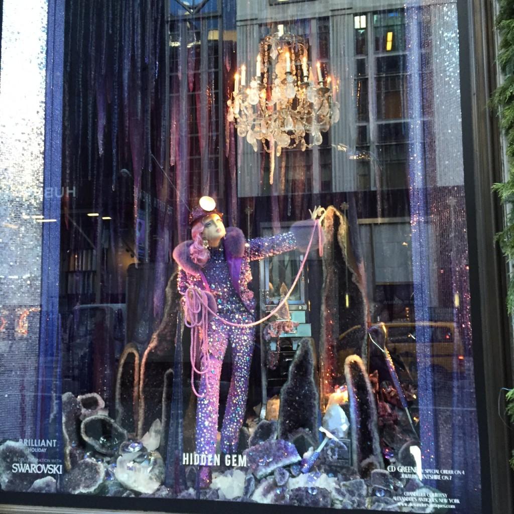 Bergdorf Goodman Windows