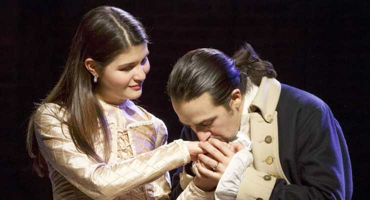 Phillipa Soo & Lin-Mark Manuel