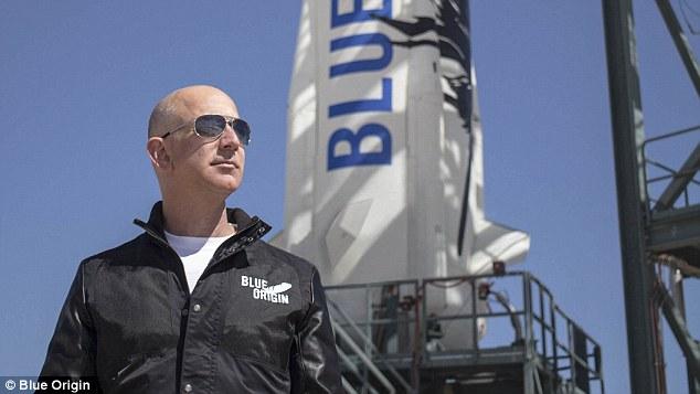 Jeff Bezos photo:dailymail.uk.co