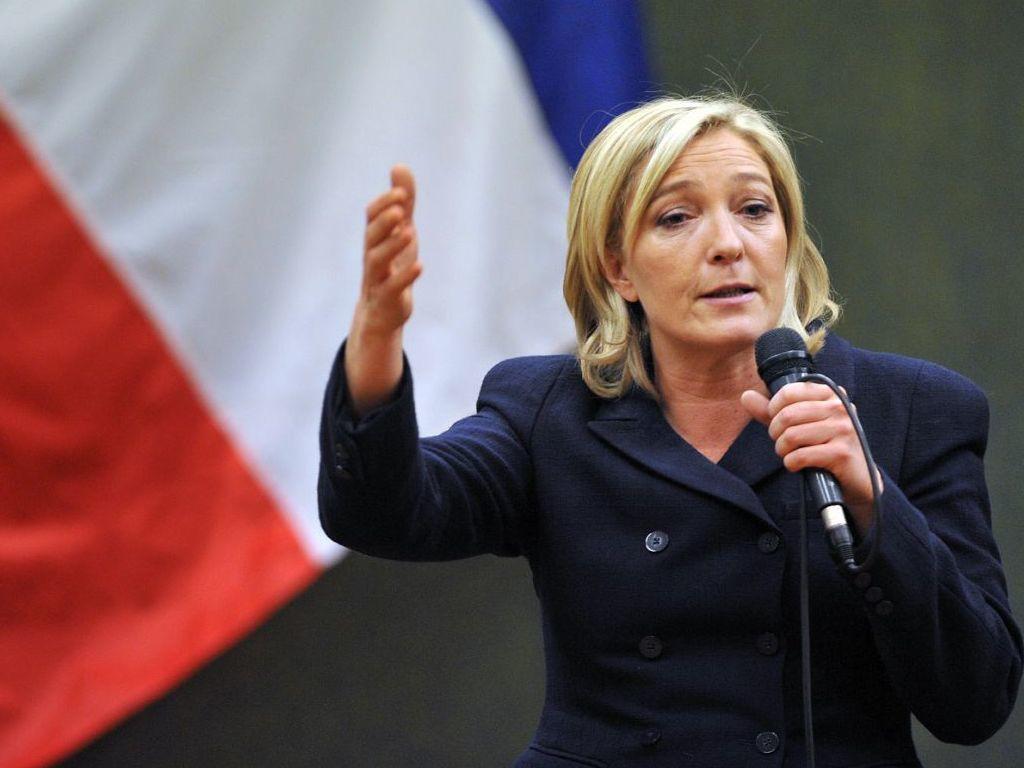 Marine Le Pen photo:oliverwillis.com