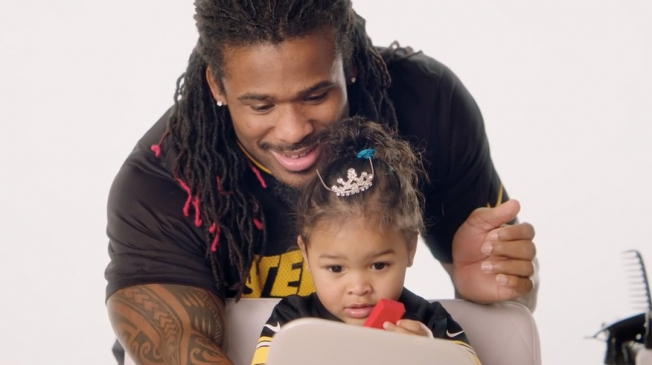 Hairdo Daddy…