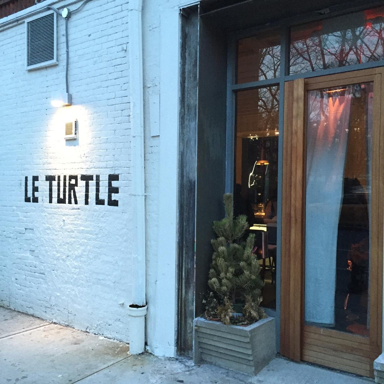 Le Turtle Restaurant