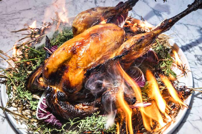 Sasso Chicken