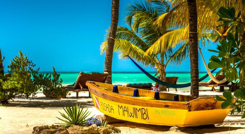 Hotel Mawimbi, Isla Holbox