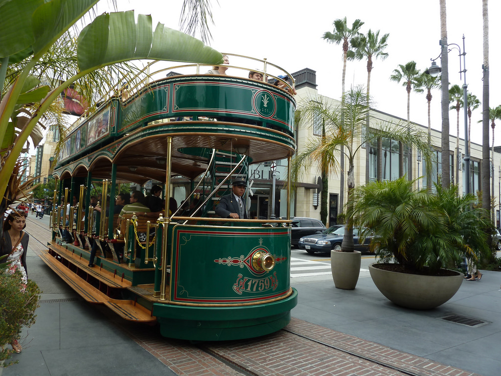 Trolley, The Grove