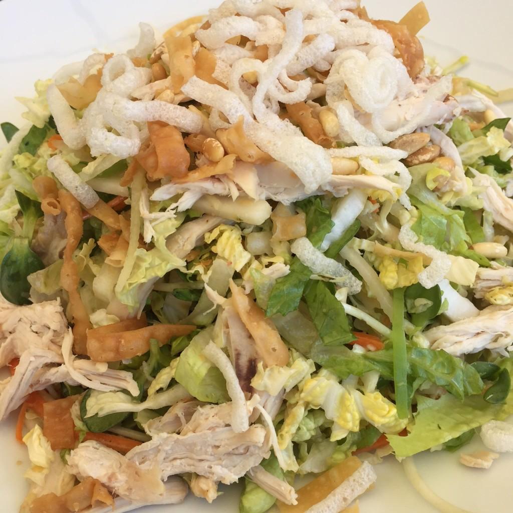 Barneys Asian Chicken Salad