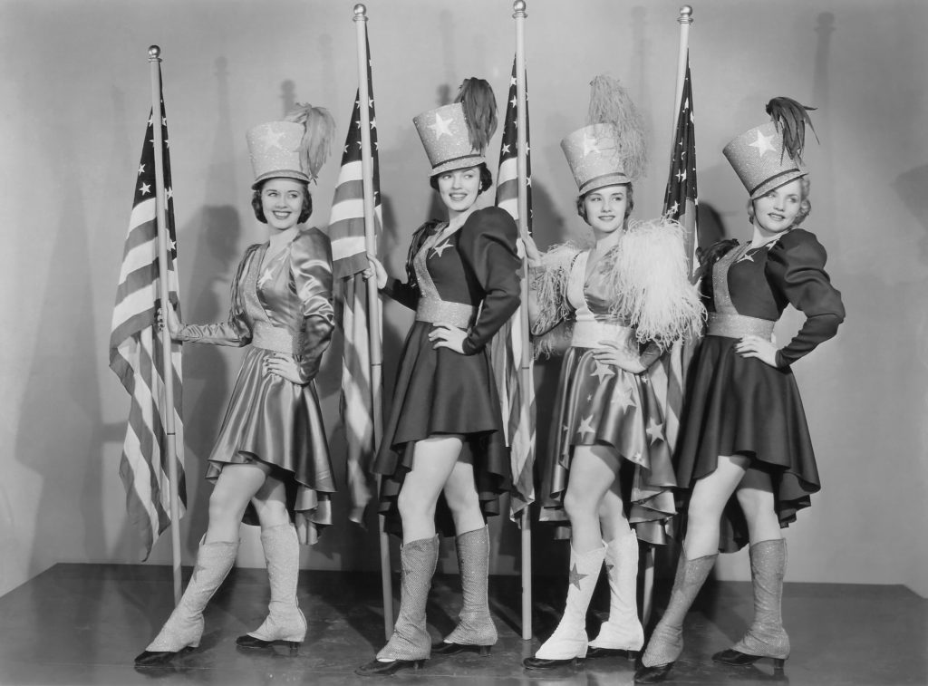 Yankee Doodle Dandy…