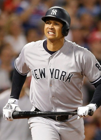 NY Yankee, Alex Rodriguez photo:Cj Gunther/European Pressphoto Agency