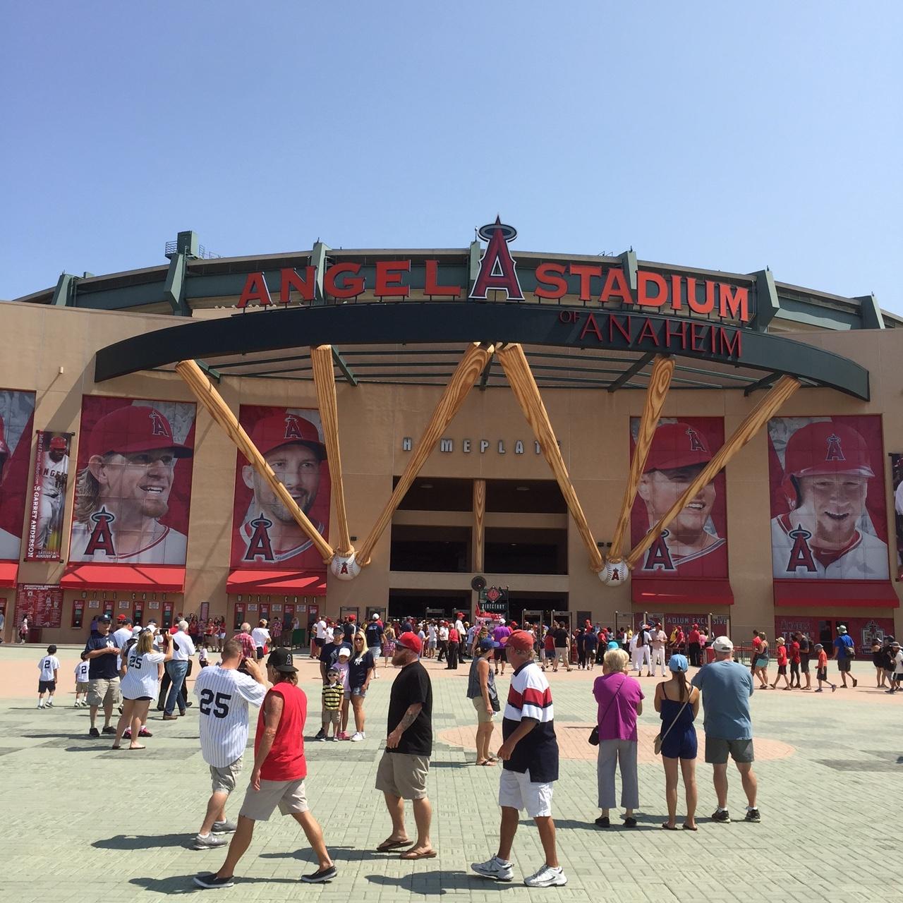 Angels Stadium