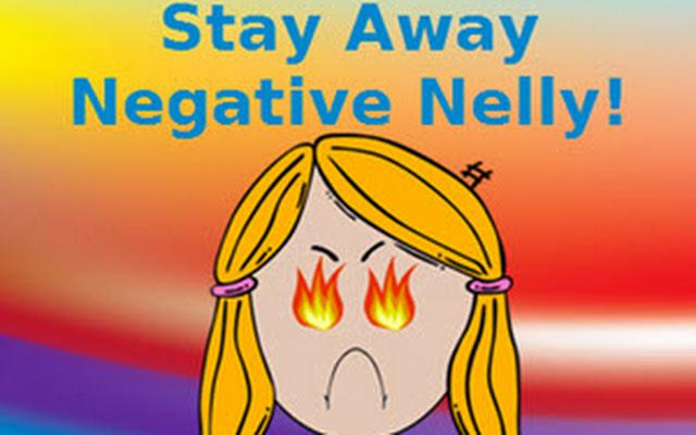 Negativity…