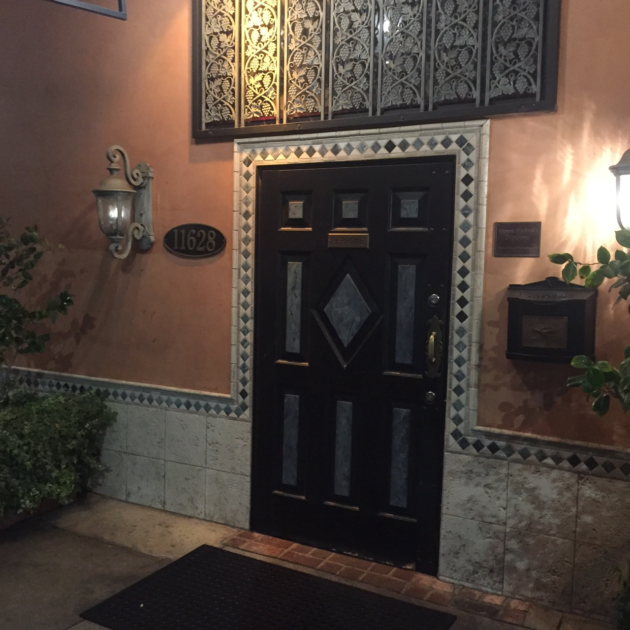 Peppone Entrance