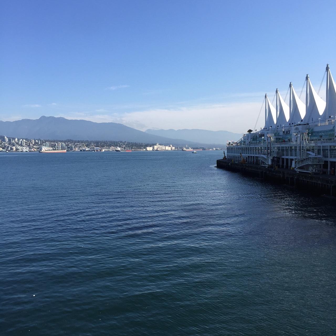 Verdant Vancouver…