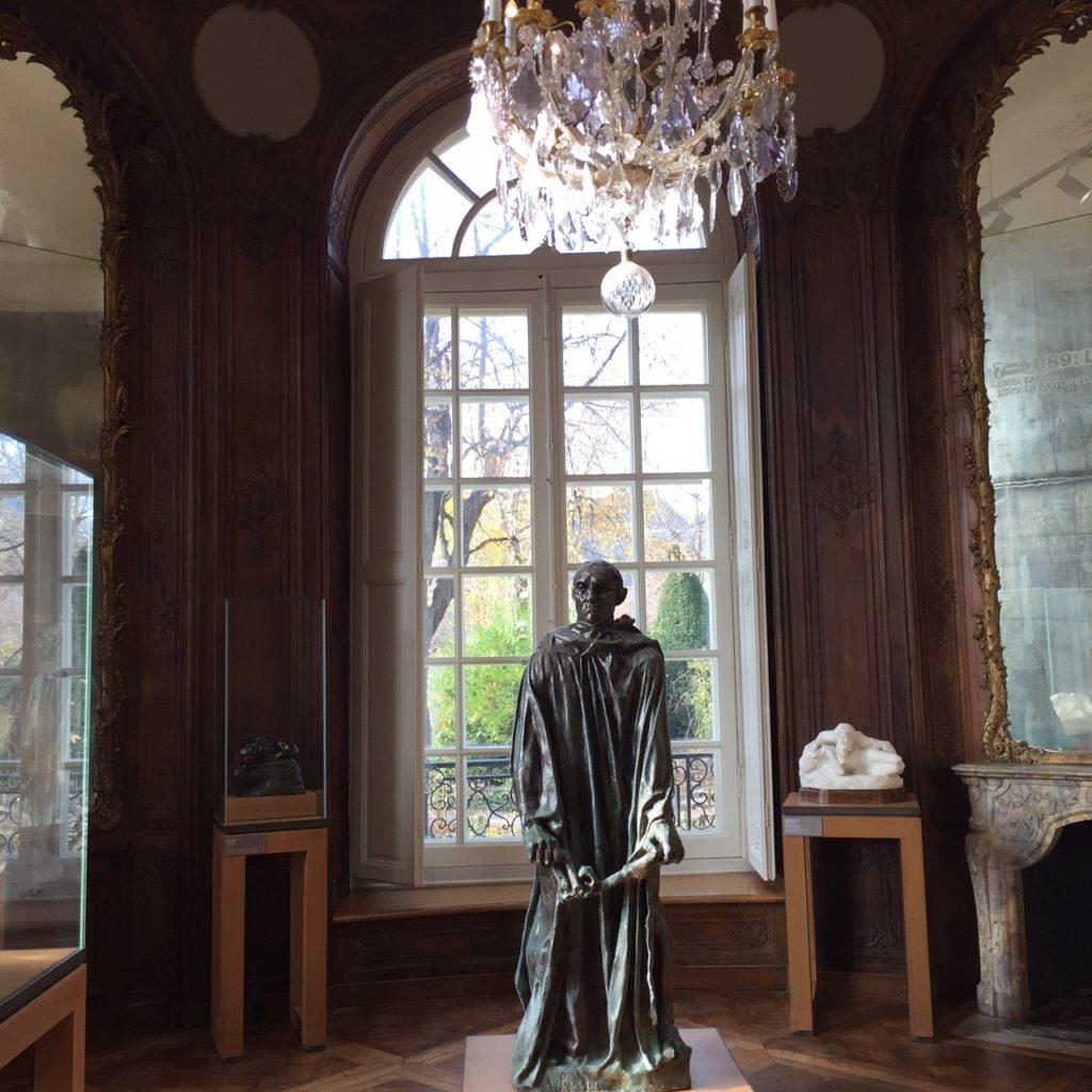 Interior, Rodin Museum