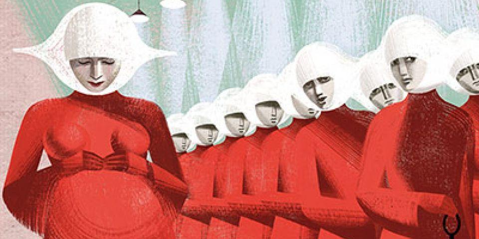 The Handmaid's Tale…