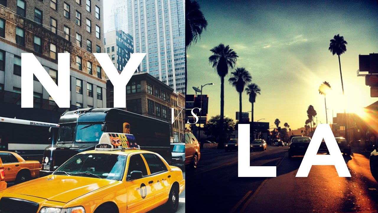 NYC vs LA, Coastal Lifestyle Differences…