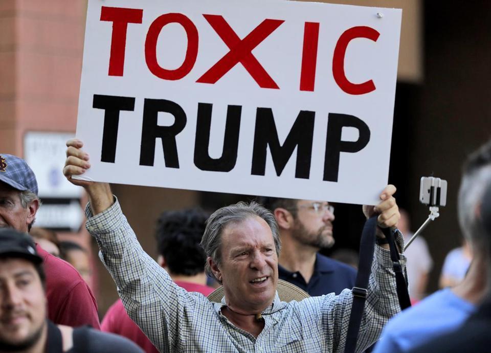 Dump Trump…A Festering, Toxic Waste In Phoenix