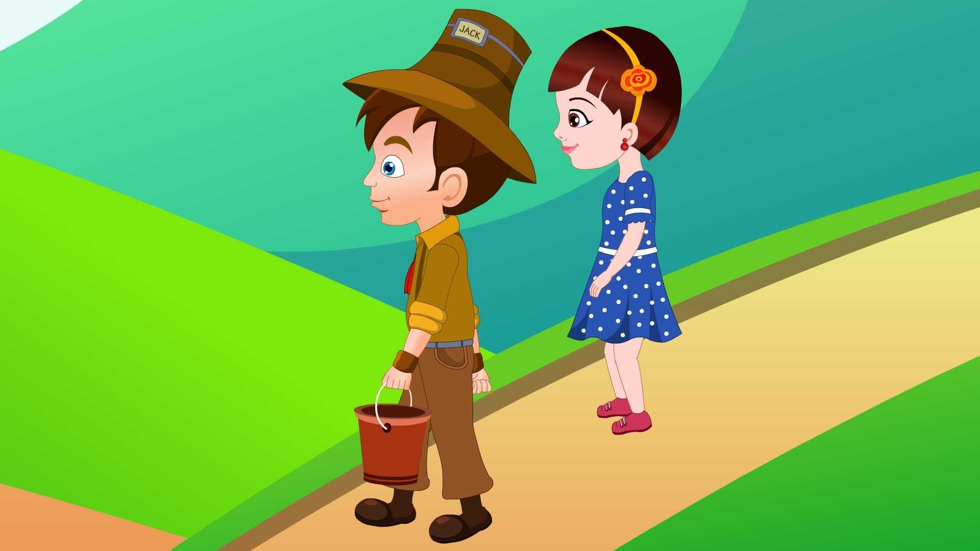 Chuck & Nancy Went Down The Hill…