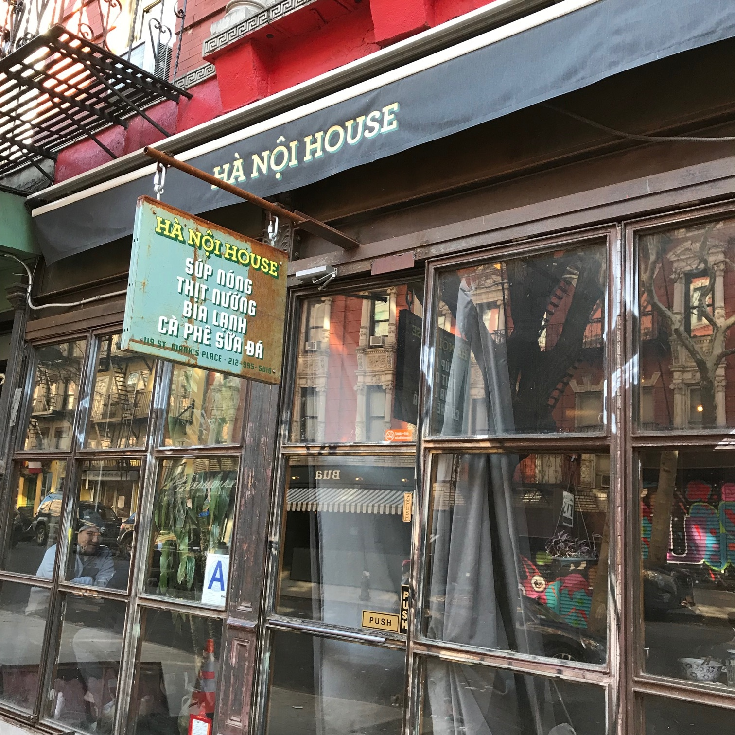 Hanoi House, You Had Me At Hello…