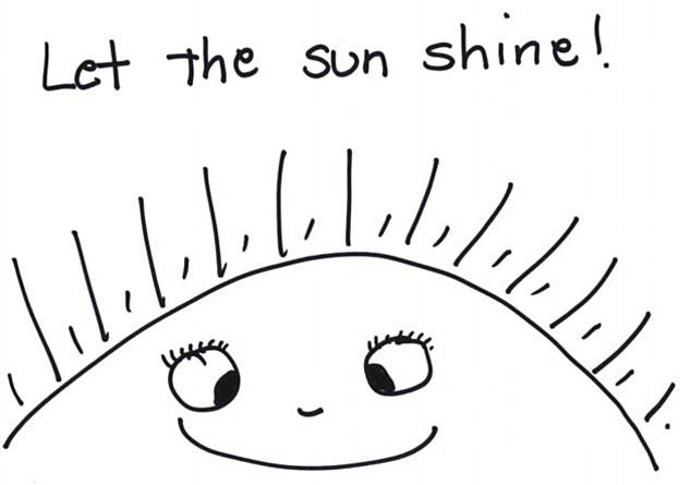 Sunshine Girl…