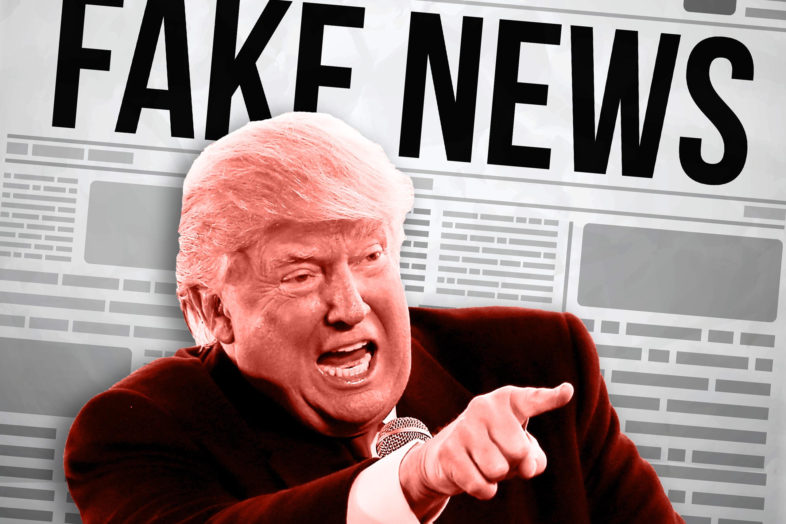 Fake, Fraud, Phony…