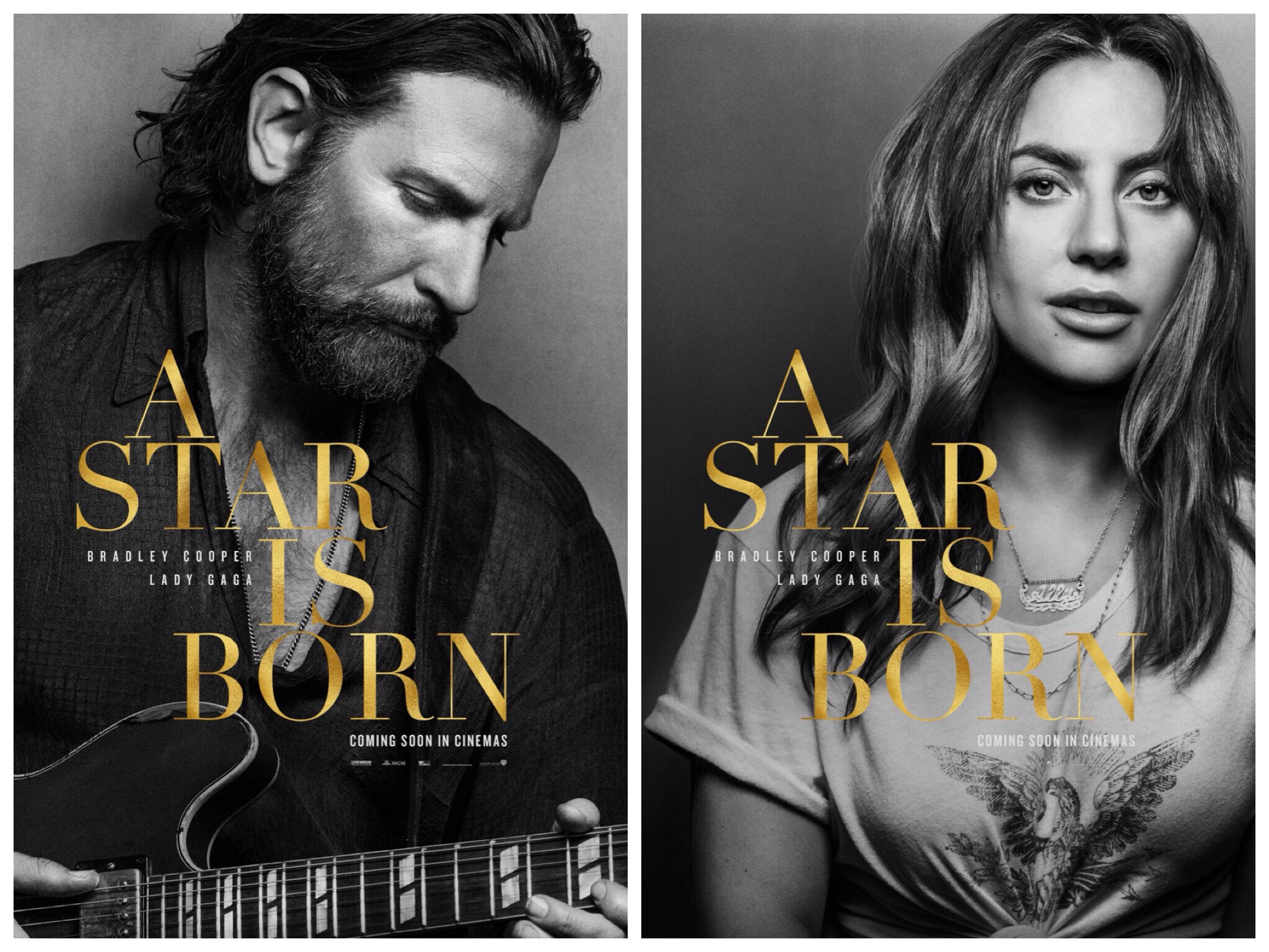 A Star Is Born…
