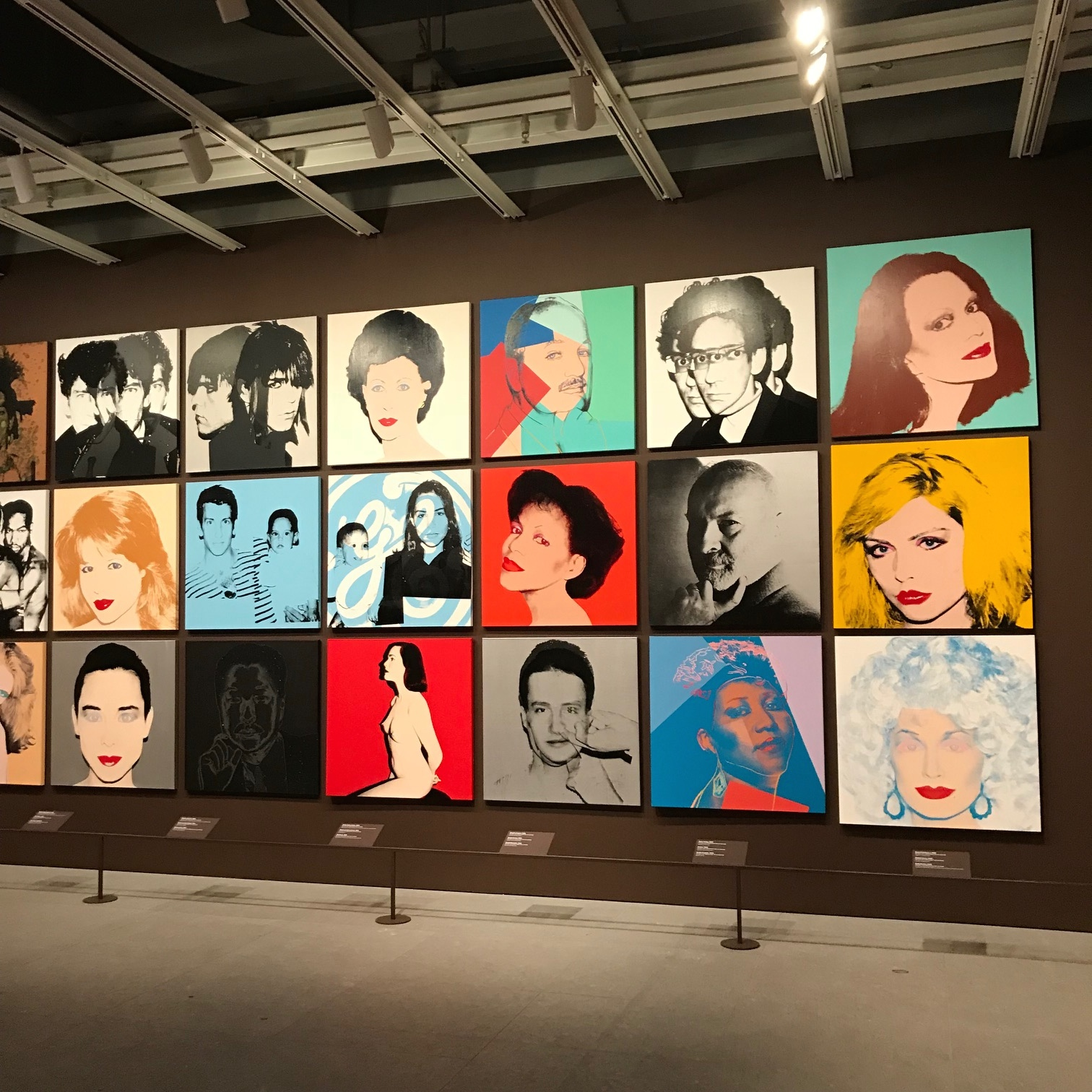 Warhol-From A to B and Back Again…