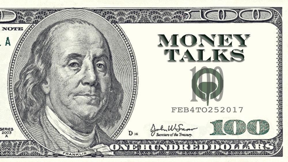Money=Power…
