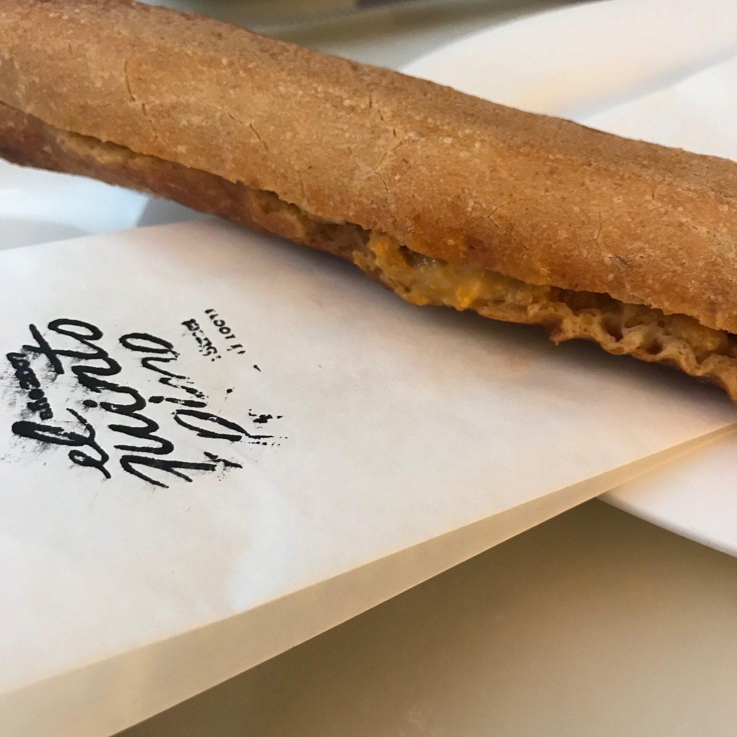 Saluting The Sandwich…