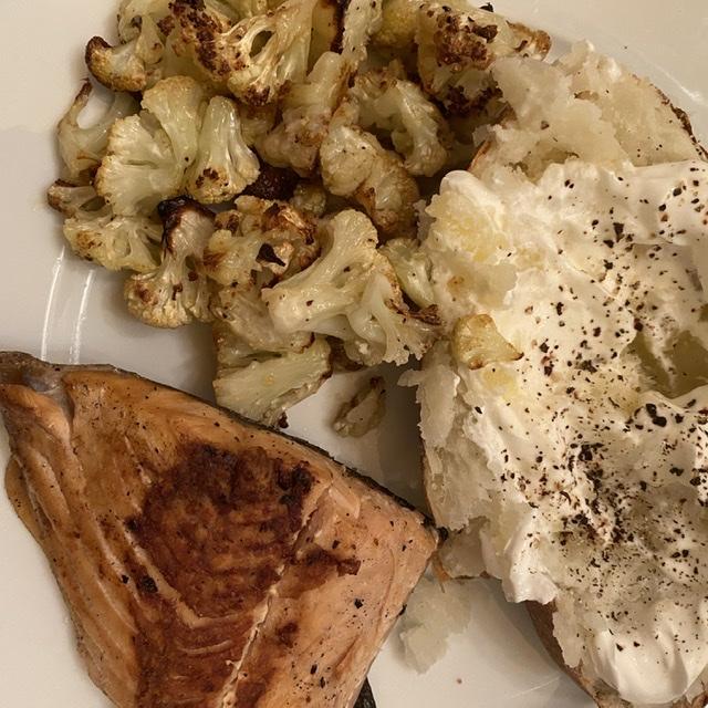 Cauliflower Power…