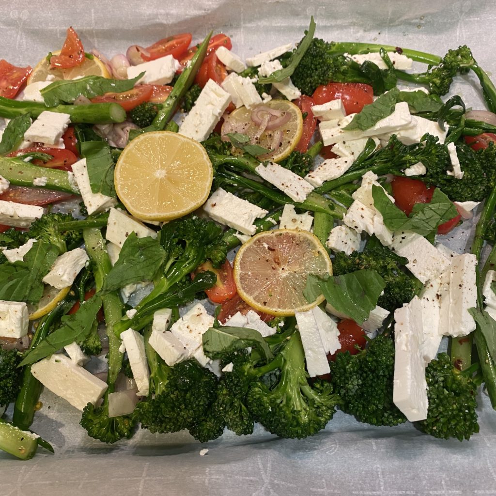 Venerable Veggies Dalliance With Fab Feta…