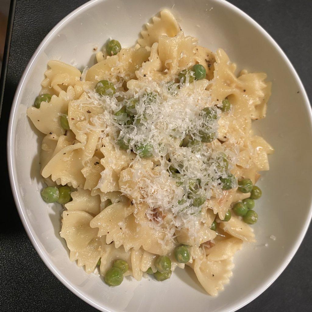 Pasta Parmigiano-Reggiano…