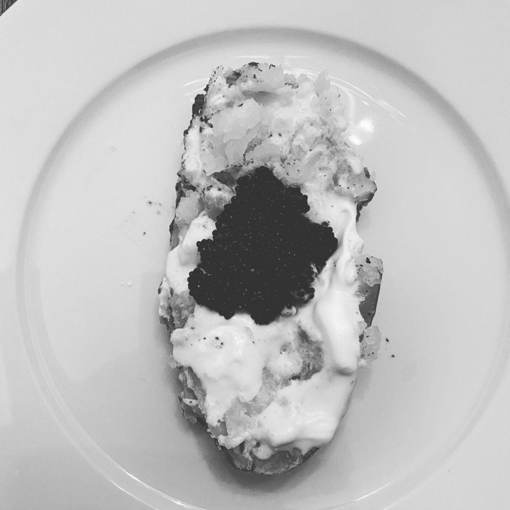 Caviar, Creme & Carbs…