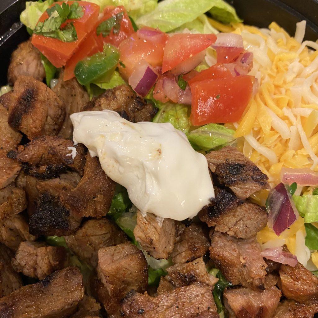 Carne Asada Bowl…