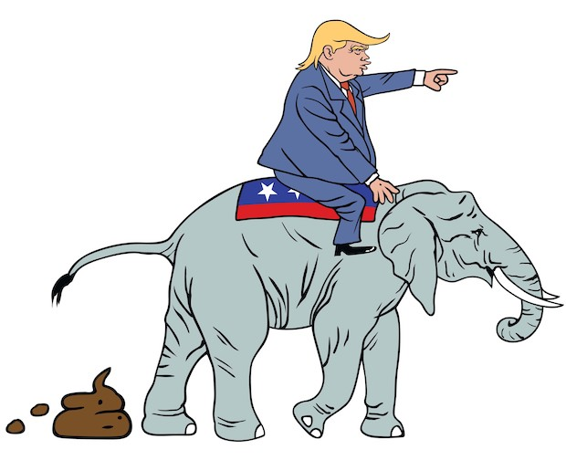Republican Stinkweed…
