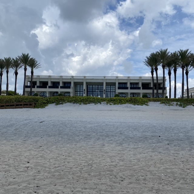 The Mystery Of The Beached Mansion…