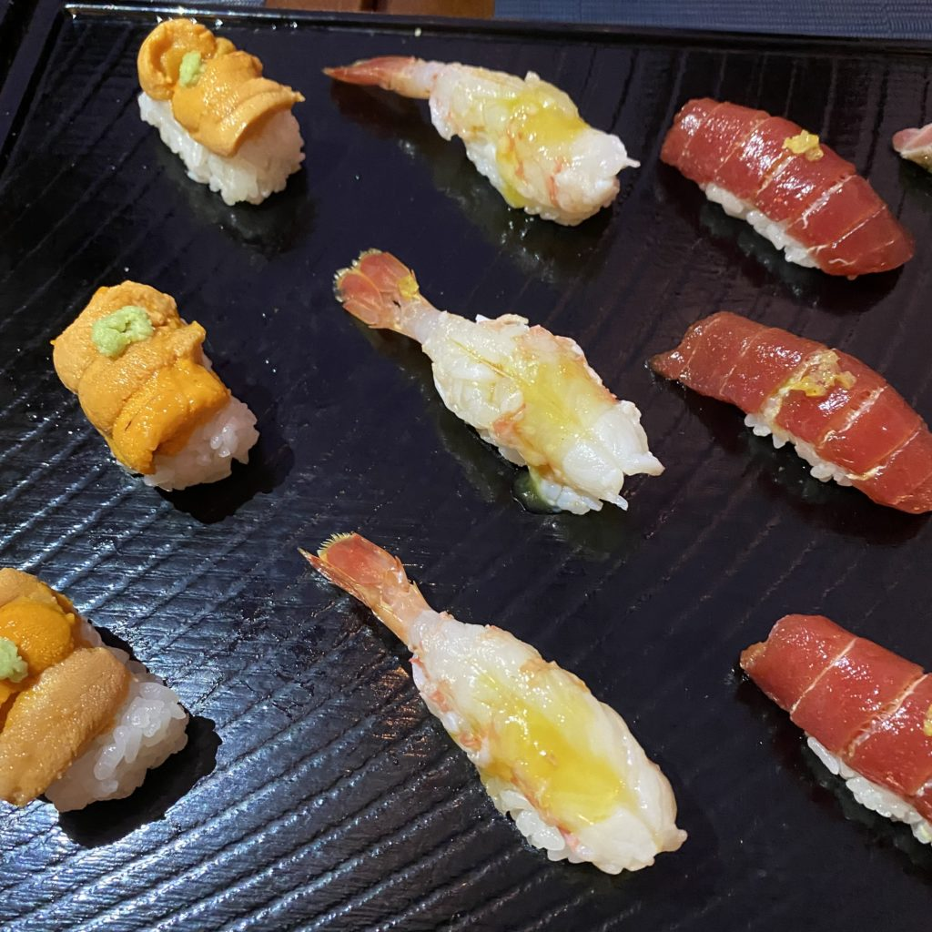 Oh My, Omakase…NYC Restaurant Review