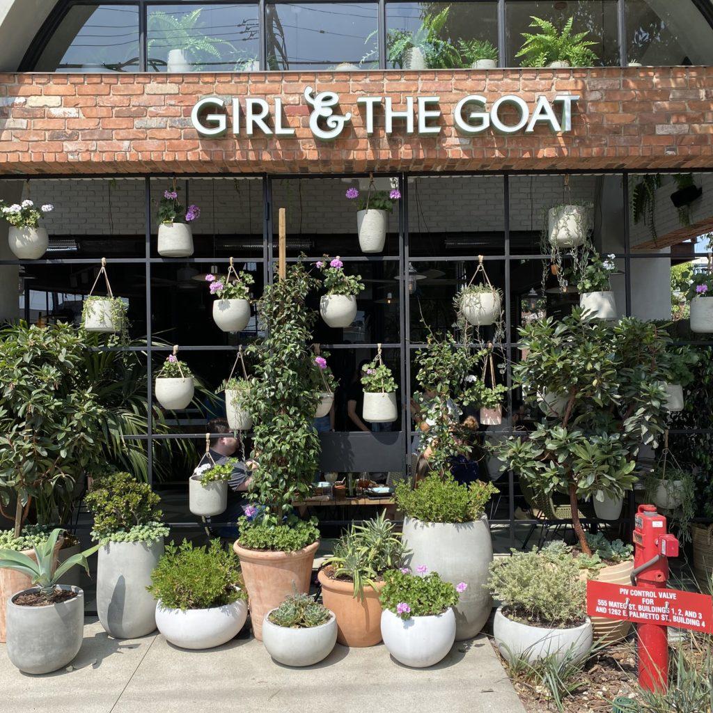 Girl & The Goat Debut…LA Restaurant Review