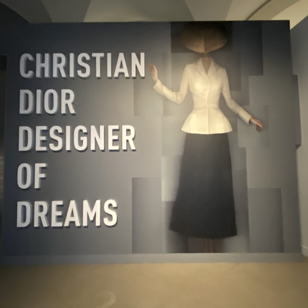 Dior and Obama Designed To Woo…