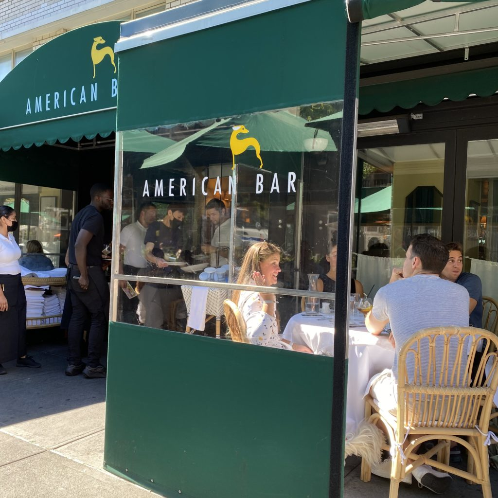 Football & Sunday Brunch Restaurants In NYC…